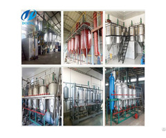 Sesame Cooking Oil Production Line