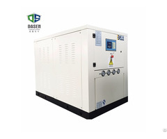312rt Double Compressor Low Temp X Type Water Cooled Screw Chiller
