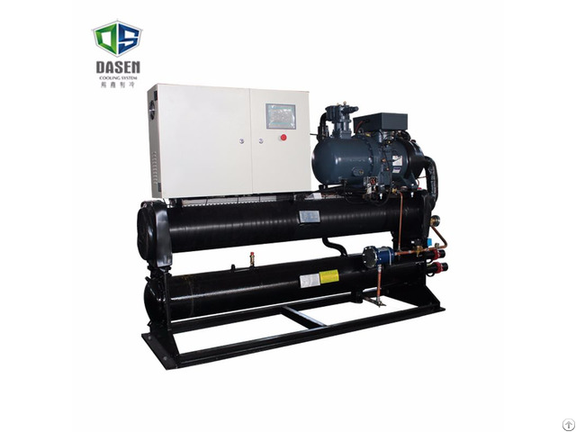 Hot Sale 272kw Water Cooled Low Temp Y Type Chiller