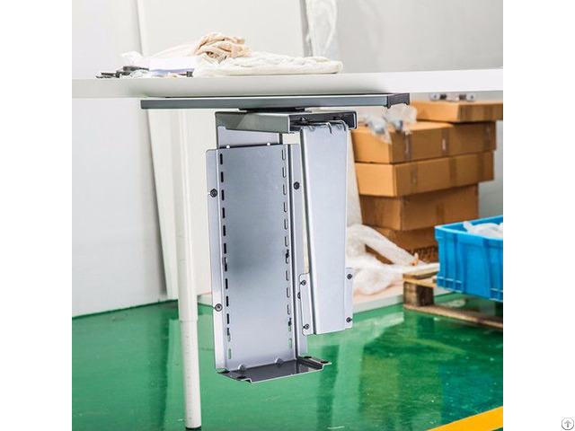 Economy Cpu Under Desk Mount By Jiaxing Jinmao
