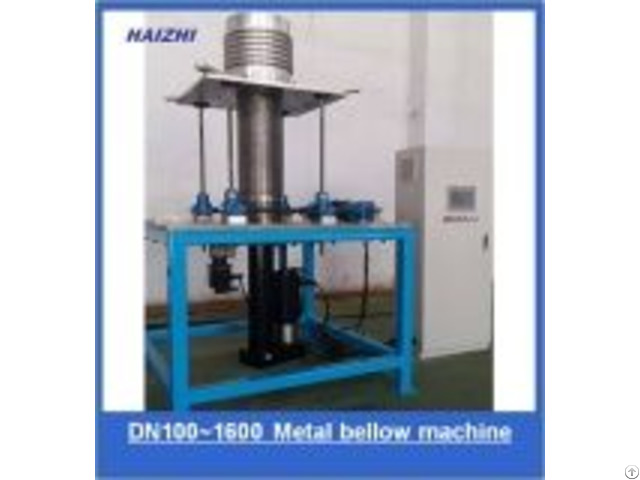 Metal Bellow Forming Machine