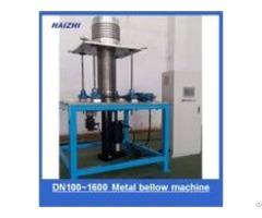 Metal Bellow Forming Machine
