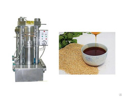 New Design Sesame Oil Hydraulic Press Machine