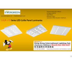 Series Led Panel Grille