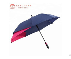 Rst Real Star New Fashion Windproof Advertising Automatic Unique Umbrella
