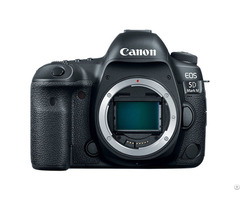 Canon Eos 5d Mark Iv Body Only Digital Camera Slr 5divb 3 2inch Display Black