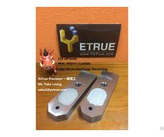 Cut Off Knife #electrodischargemachining