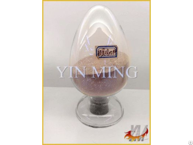Blast Furnace Dry Eaf Fused Alumina Glass Kiln Azs Particles Zircon Ramming Mix