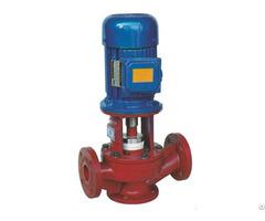 Sl Fiberglass Pipeline Acid Chemical Pump