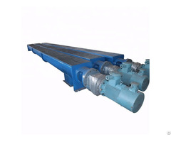 China Industrial Slurry Not Drop Grating Cover Mine Use Screw Conveyor For Oil Field