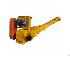 Hot Sale Industrial Long Distance Plate Chain Type Drag Conveyor Supplier
