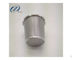 Stainless Steel Sintered Screen Filter Cartridge For Milk Filtration