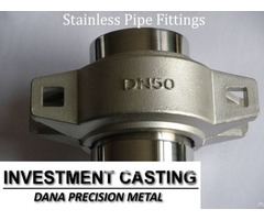 Stainless Steel Pipe Fittings Manufacturer In China