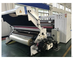 Full Automatic Four Shaft Exchange Adhesive Tape Cutting Machine