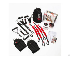 Fitness Suspension Trainer Workout 4d Pro Kit
