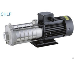 Chl Horizontal Multistage Centrifugal Pump Stainless Steel