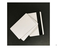 Embossing Mini Size Pvc Hico Loco Magnetic Cards