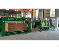 Automatic Wood Veneer Splicing Composer Machine