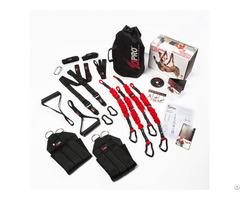 Fitness Suspension Trainer Workout 4d Pro Kit