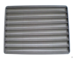 Cs French Baguette Tray Round Corner