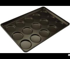 Hamburger Bun Baking Pan