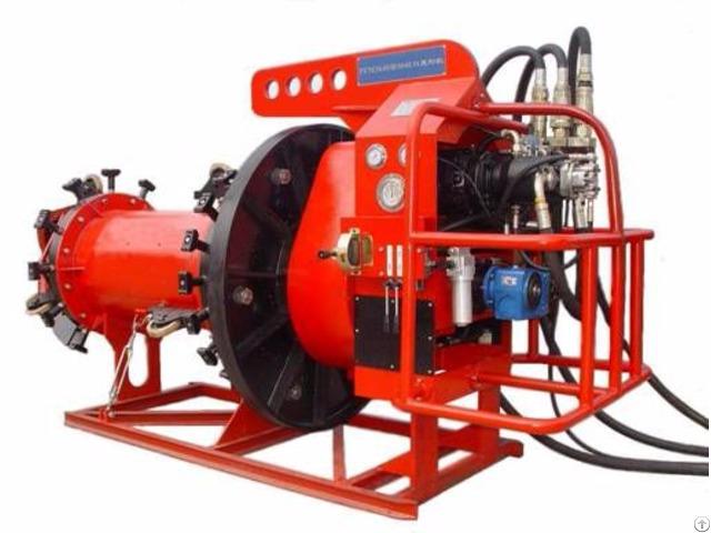 Pipe Prefabrication Pipeline End Bevel Machine