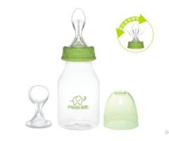 120ml Standard Neck Pp Rice Paste Feeding Bottle