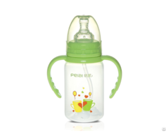 120ml Standard Neck Pp Straight Feeding Bottle