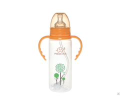 240ml Standard Neck Pp Straight Feeding Bottle