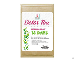 100% Organic Herbal Detox Slimming Wight Loss Tea Morning Boost 14 Day