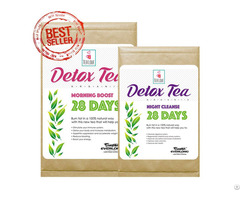 100% Organic Herbal Detox Slimming Weight Loss Tea 28 Day Program