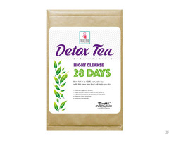 100% Organic Herbal Detox Slimming Weight Loss Tea Night Cleanse 28 Day