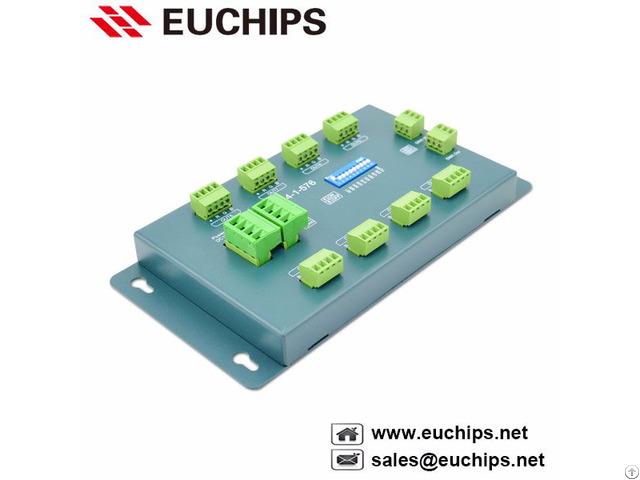 1a 24 Channel 12 24vdc 288 576w Dip Switch Constant Voltage Dmx Decoder Pxl24 1 576
