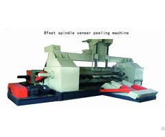 Heavy Model Wood Veneer Spindle Peeling Machine