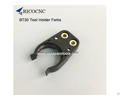 Black Bt30 Toolholder Forks Bt Tool Clips For Cnc Router Machines