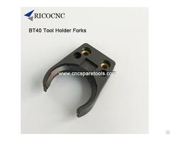 Cnc Toolholder Fork Bt40 Tool Changer Grippers