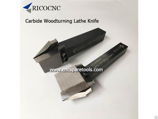 Carbide Wood Lathe Knife Cnc Lathing Cutters Woodturning Tools