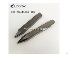 Cnc Wood Lathe Tools Woodturning Cutter