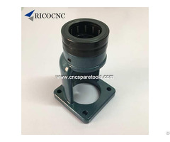 Iso30 Tightening Fixture Hsk50 Tool Holder Locking Stand For Cnc Router