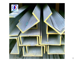 High Quality Goods Carbon Channel Steel Bar Sizes