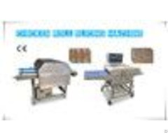 Chicken Roll Slicing Machine