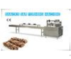 Snacks Bar Forming Machine