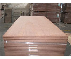 Best Selling Laminated Okoume Marine Plywood For Industrial Usage