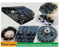 Track Roller For Nippon Sharyo Ed5500 Crawler Crane