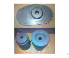 Ladle Nollector Nozzle