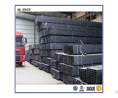 Q195 Q235 Square Round Erw Welded Hollow Section Steel Tube Pipe
