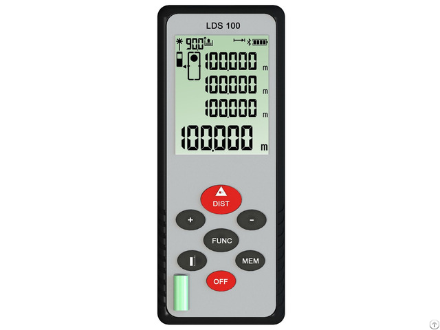 Low Cost Laser Distance Meter #lds 80 With Good Quality