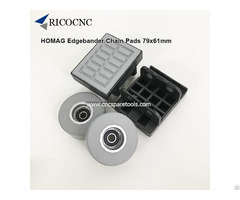 Homag Conveyor Chain Track Pads Edgebanding Accessories