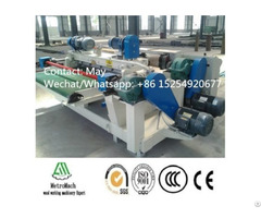 Cnc Wood Veneer Spindleless Peeling Machine