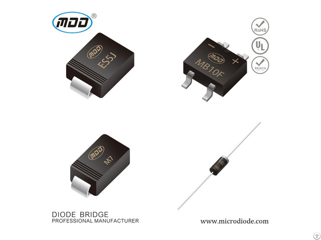 Smd 1a 1000v General Purpose Rectifier Standard Diode M7